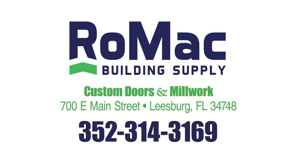 RoMac Custom Door and Millwork Plant
