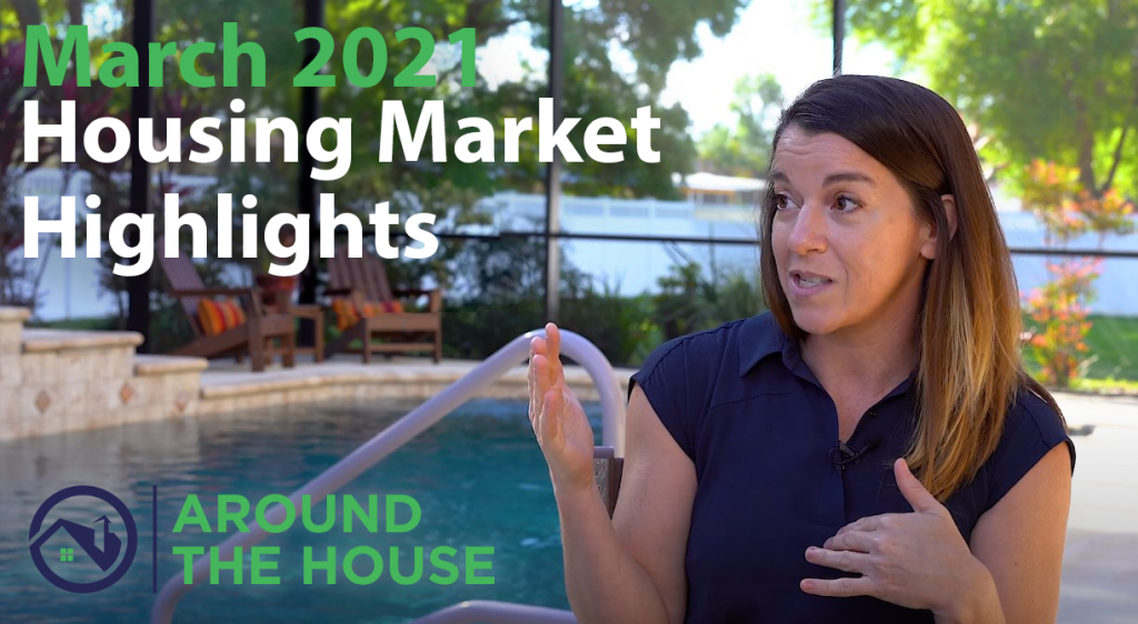 March 2021 Housing Market Highlights