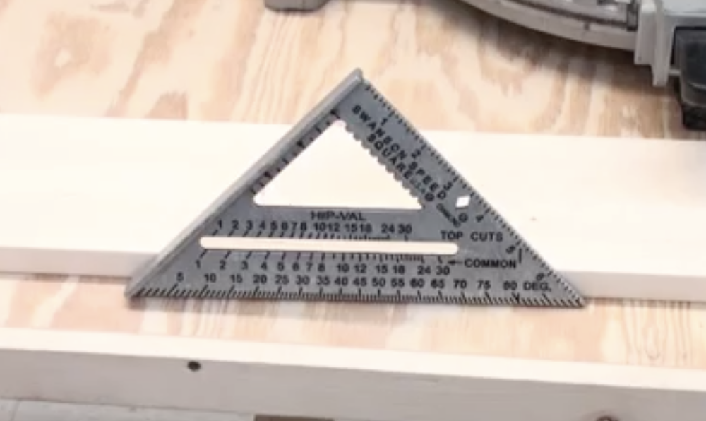 How to Use a Tape Measure, Square and Level