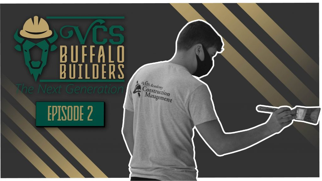 Paint Day Magic (VCS Buffalo Builders – Episode 2)