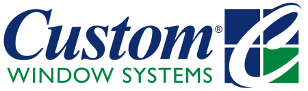 Custom Window Systems Logo