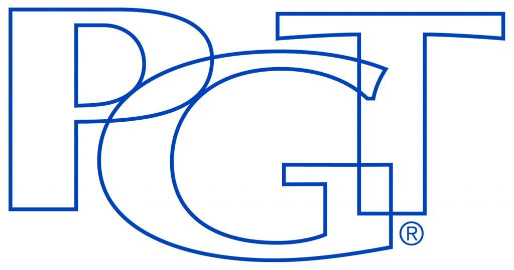 PGT Custom Windows Logo